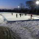 72' X 80' Hockey Rink Kit
