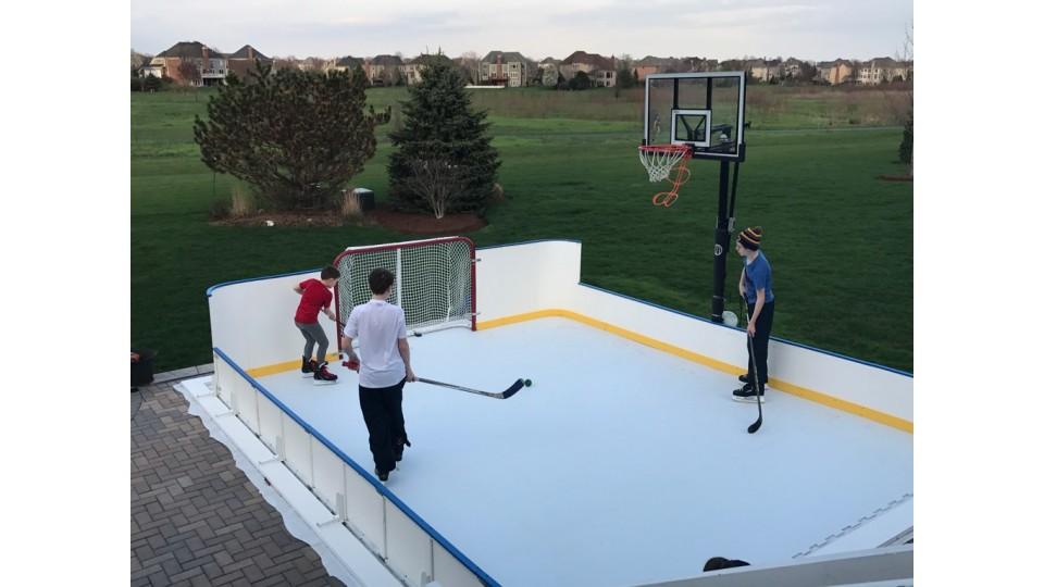 Skating Takes Priority.