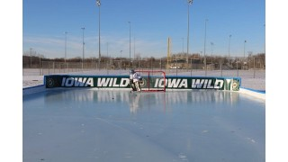 Iowa makes great ice