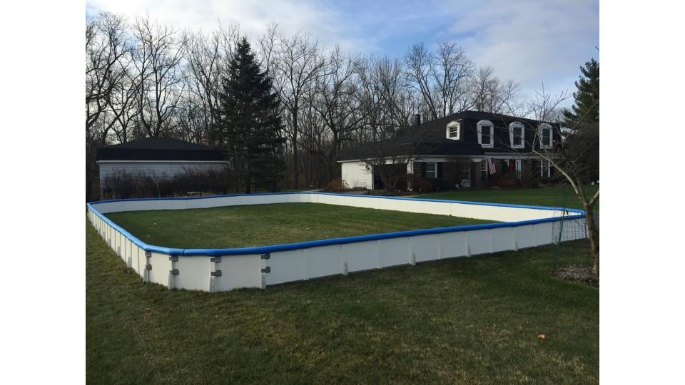 Hockey Rink Boards - Rink Board Packages - Backyard Rink ...
