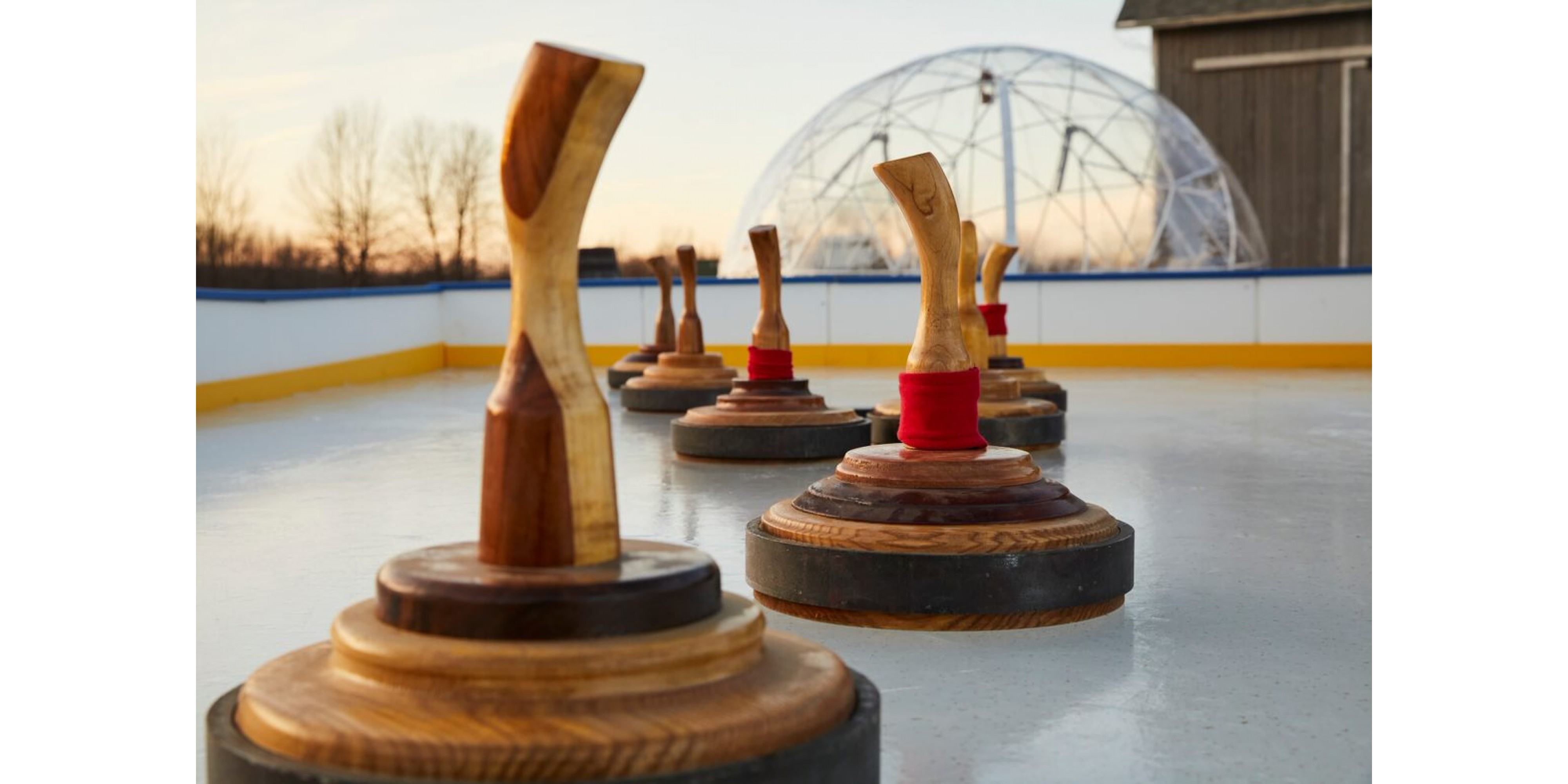 Classic Curling Rink