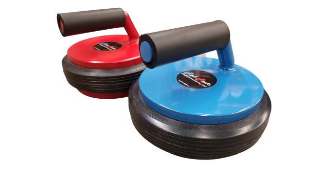 Rink Rocks - Recreational Curling Rock (Set)
