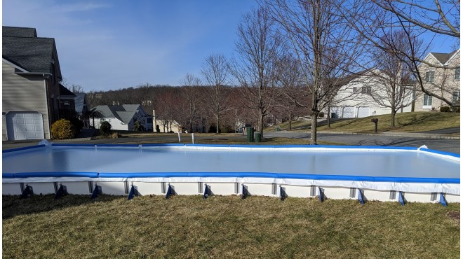 Large Drop in Rink - 40' x 80'