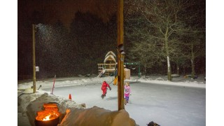 The Fire Pit, my rink, my favorite place