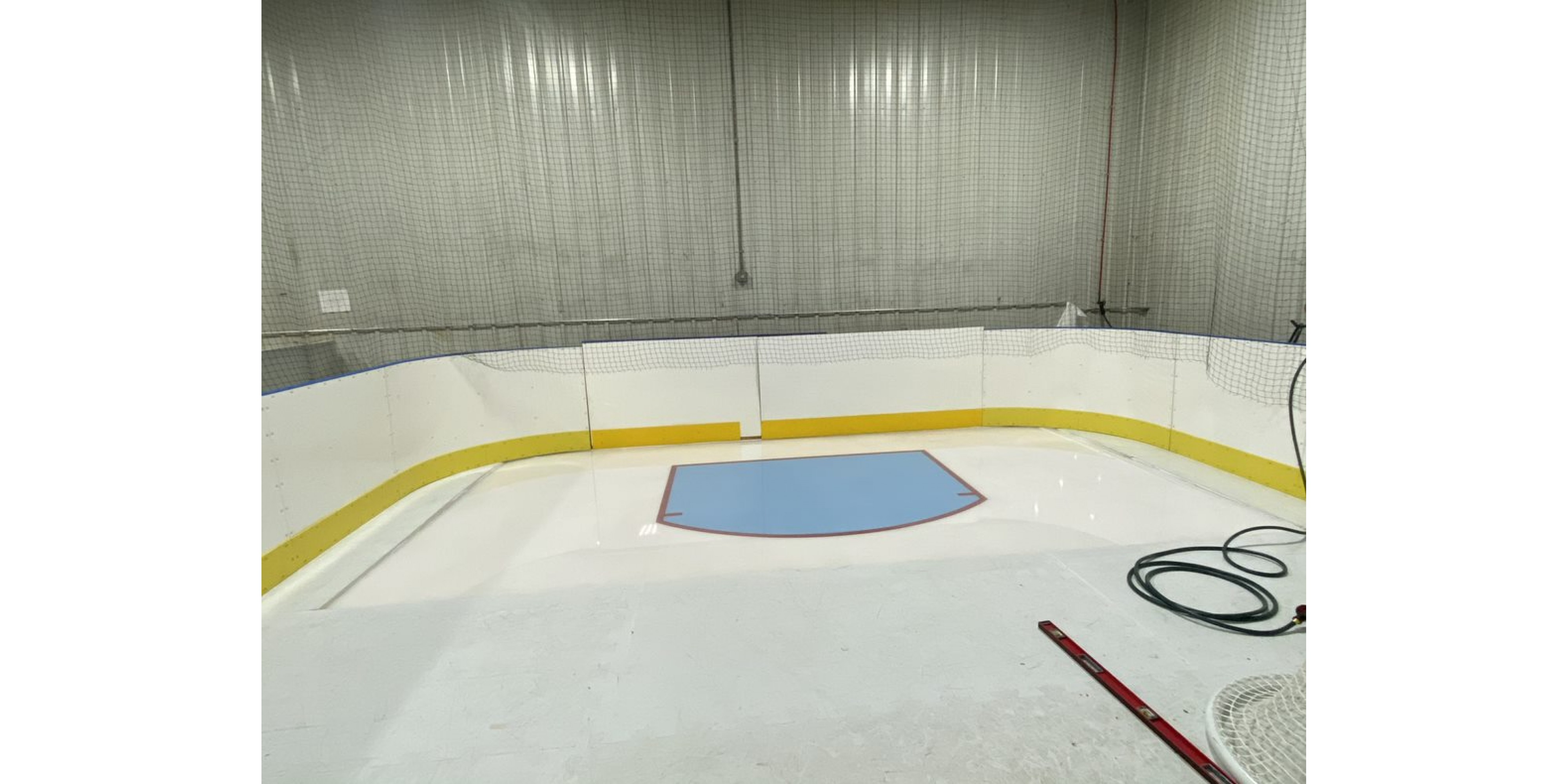Goalie Trainer Project