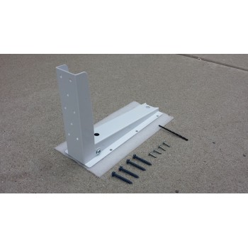 Iron Sleek Ground and Pond Bracket 10 Pk.