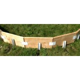 Iron Sleek Rink Round Kit (8 brackets)