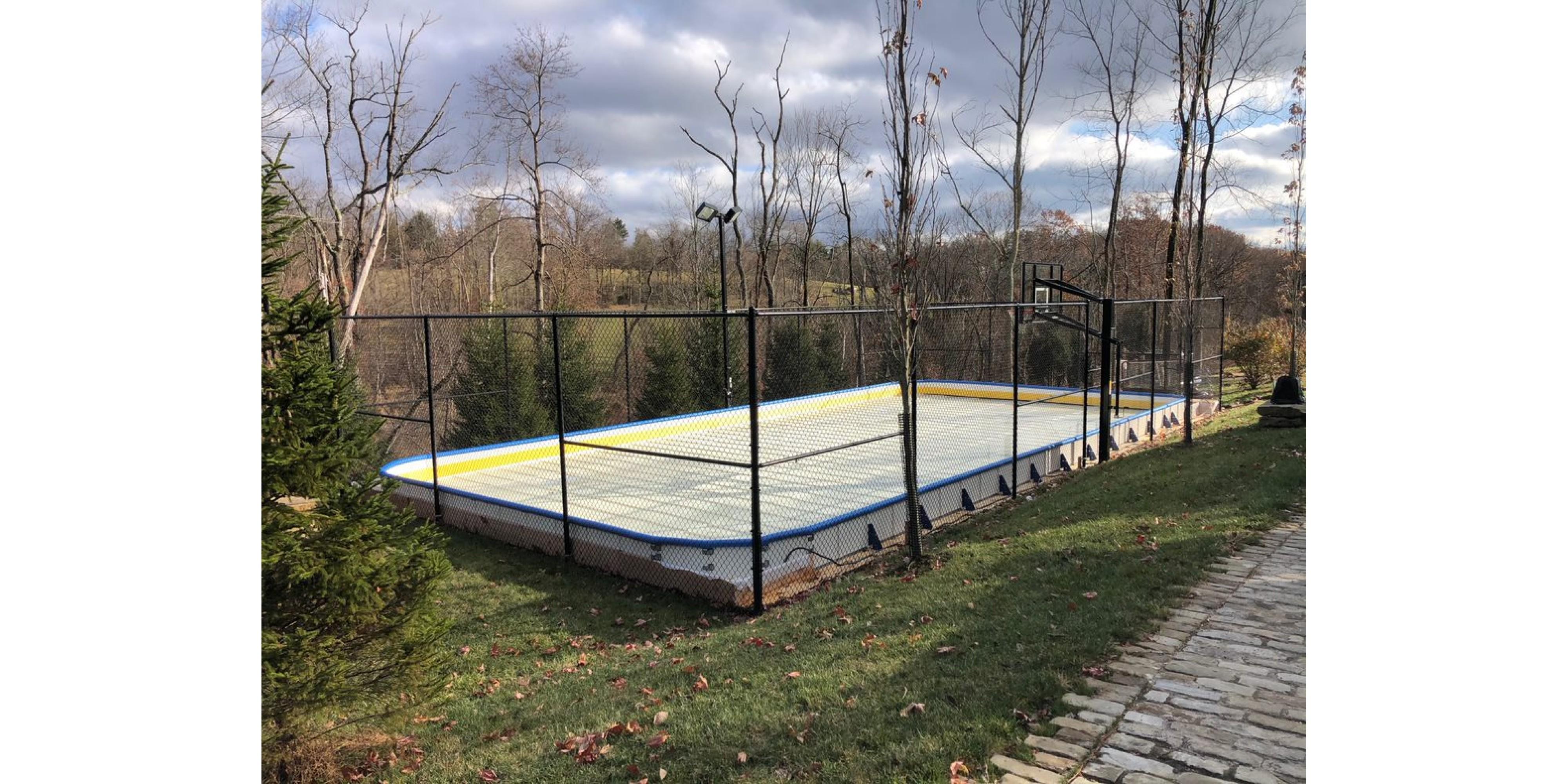 Sport Court Installation