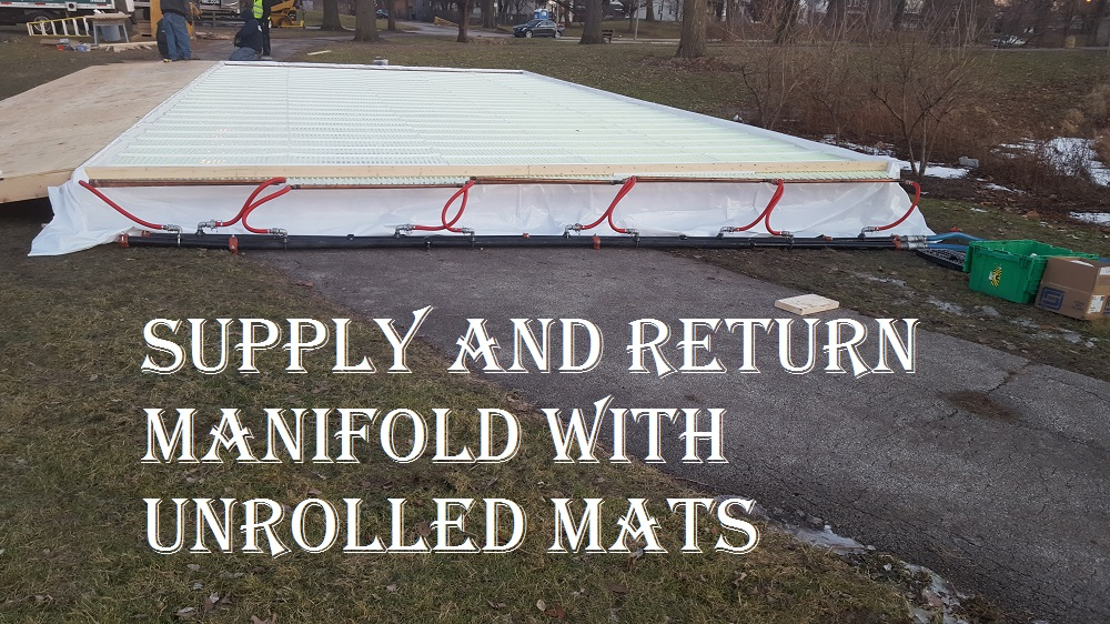 Portable Refrigerated Rinks for small commercial or ...