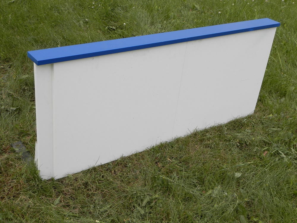 For A Dasher Appeal, Iron Sleek Outdoor Rink Boards Easily Adapt For A  Colored Cap Rail.
