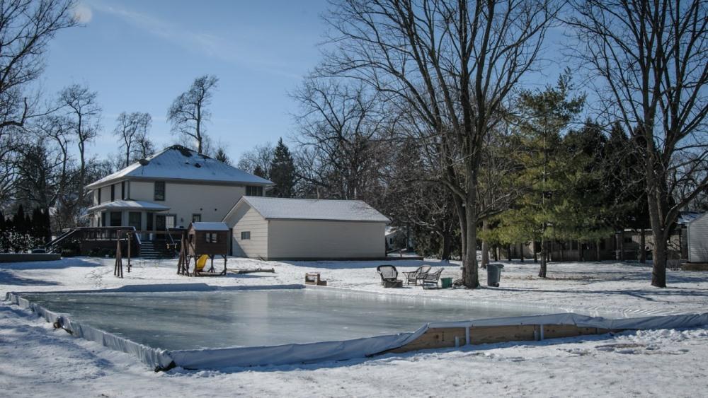 My Backyard Rink testimonials