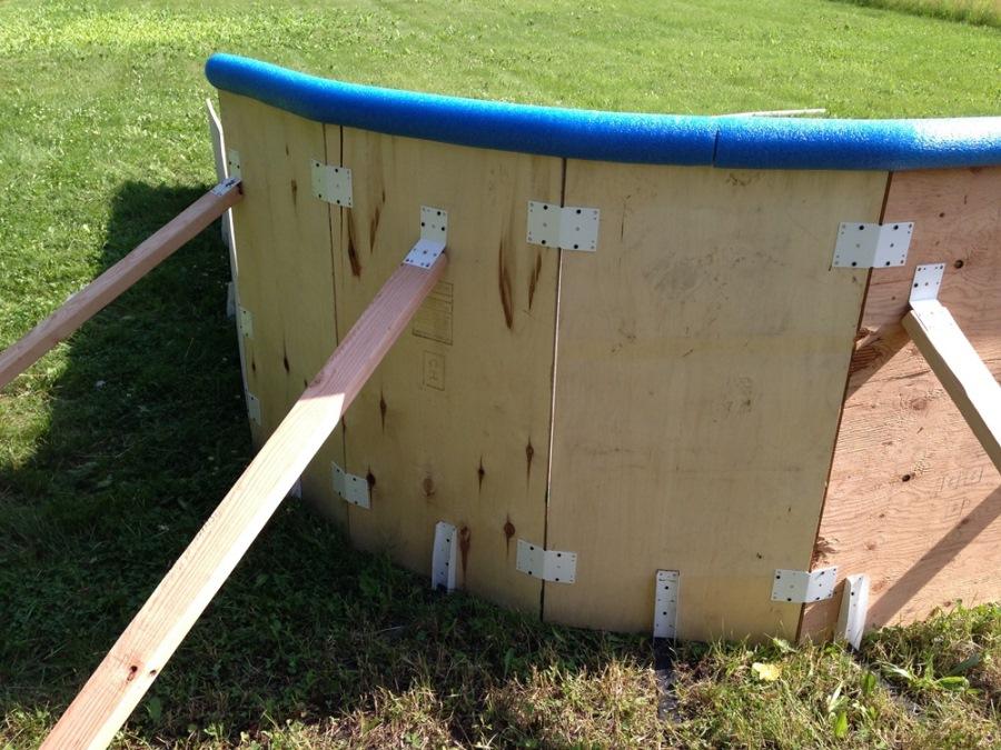 Rink Boards  Backyard Rink Boards  Backyard Ice Rink Boards